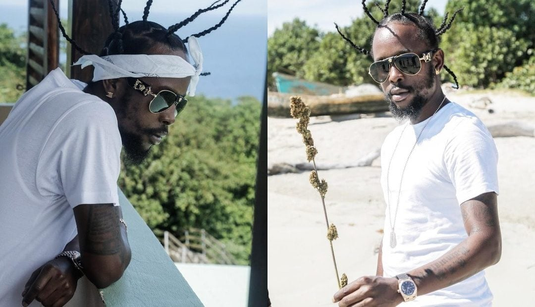 Photos-Popcaan-HairStyle